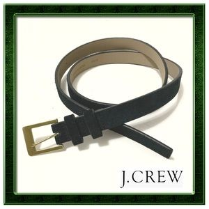 NWOT J.Crew Leather Belt